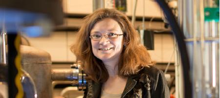 Innovationspreis NRW für Dr. Gabi Schierning