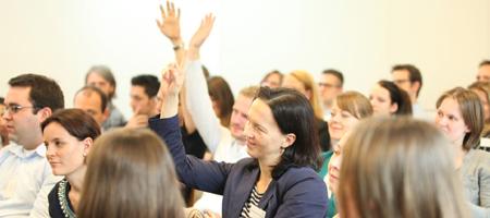 Erstes Zwischentreffen der Global Young Faculty III