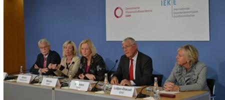 Prof. Swantje Bargmann ist Mitglied der Expertenkommission zur Evaluierung der Exzellenzinitiative