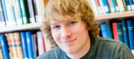 Jan Baedke ist Wissenschaftler des Monats