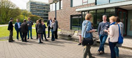 Das erste Zwischentreffen der Global Young Faculty IV