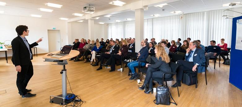 """Symposium der AG """"Digital Society"""": Media Neuroscience öffnet neues Fenster zum  Gehirn"""