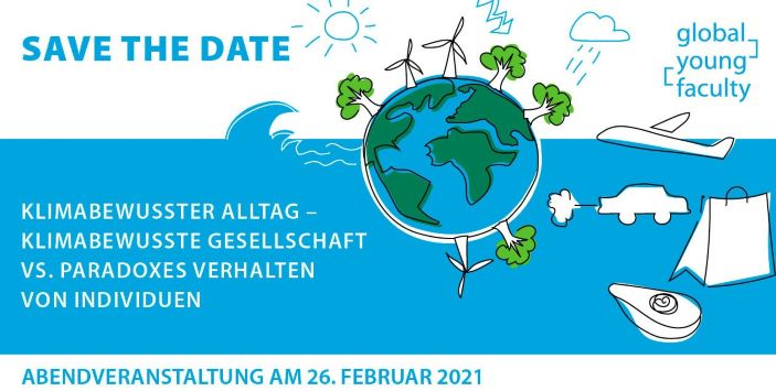 Save the Date: GYF-AG 'Klimabewusster Alltag' am 26.2.2021
